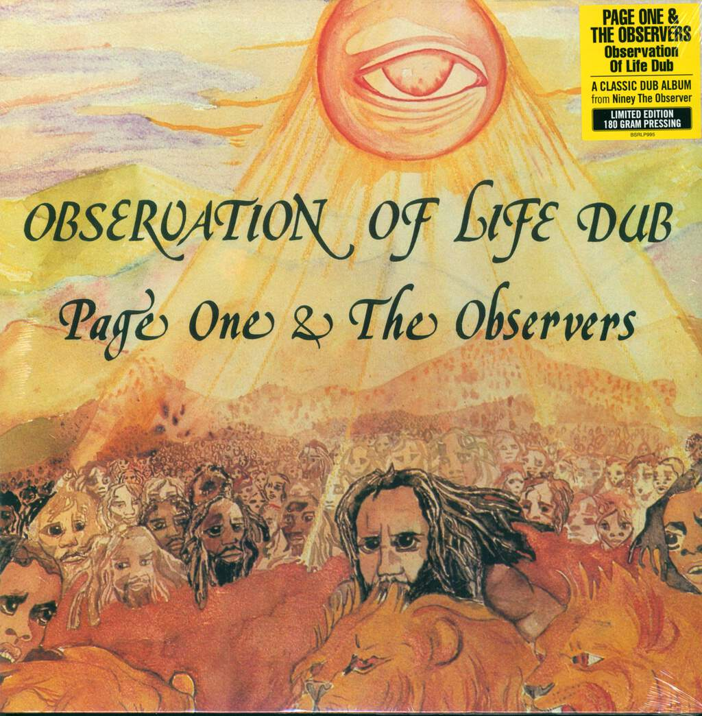 Page One: Observation Of Life Dub, LP (Vinyl)