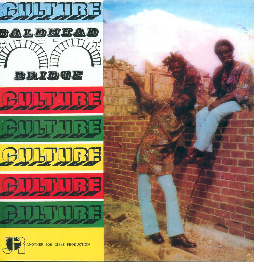 Culture: Baldhead Bridge, LP (Vinyl)