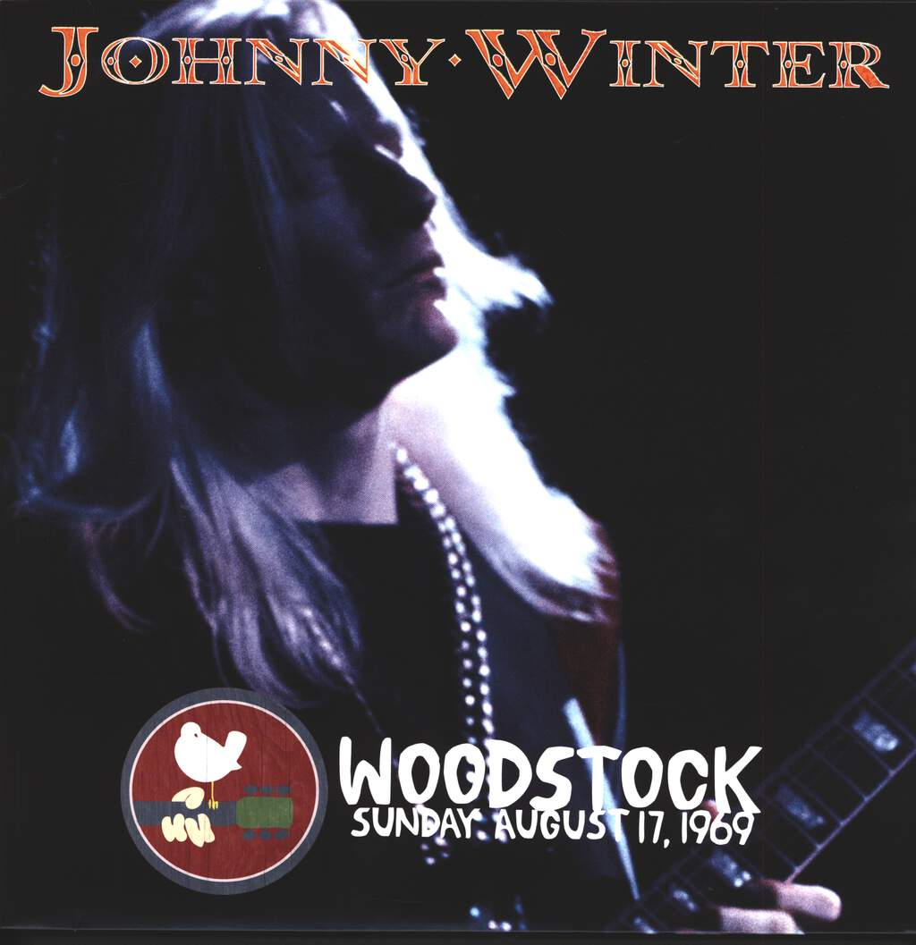 Johnny Winter: The Woodstock Experience, 2×LP (Vinyl)