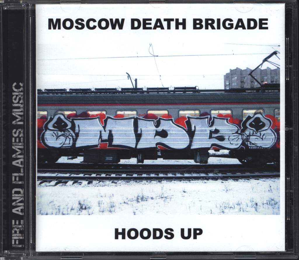 Moscow Death Brigade: Hoods Up, Mini CD