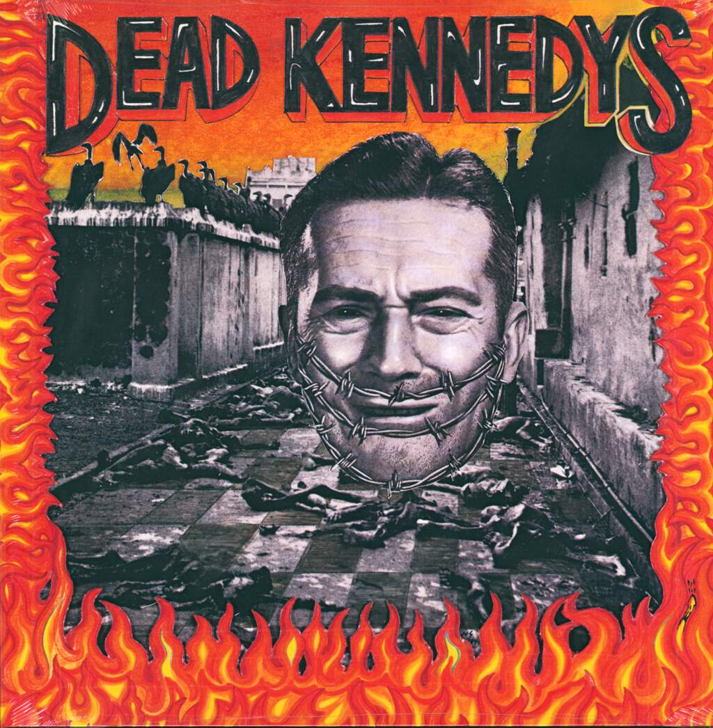 Dead Kennedys: Give Me Convenience Or Give Me Death, LP (Vinyl)
