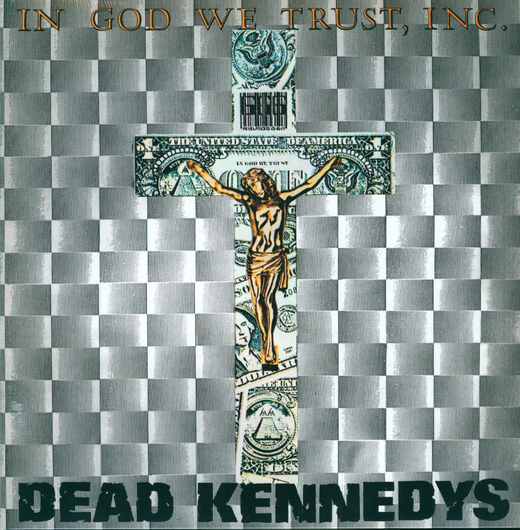 "Dead Kennedys: In God We Trust, Inc., 12"" Maxi Single (Vinyl)"