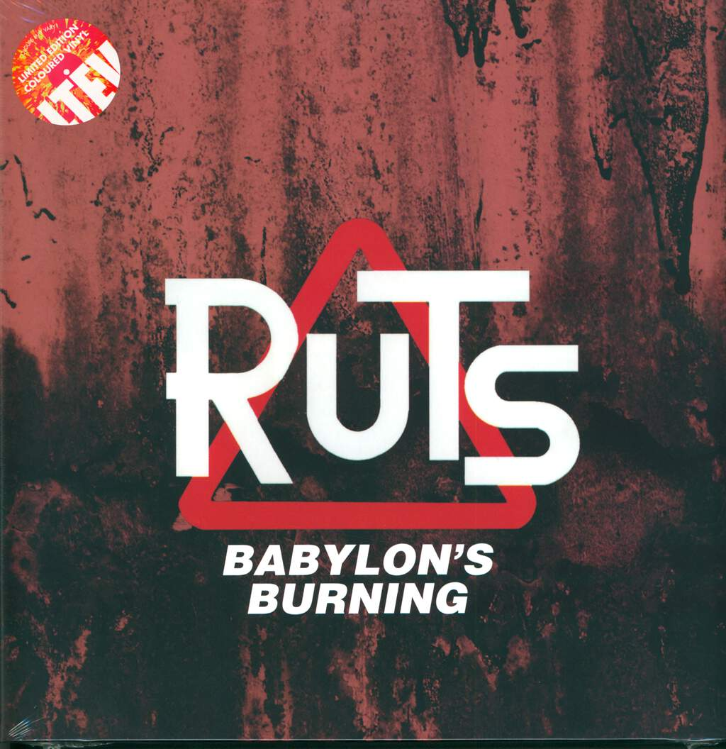 The Ruts: Babylon's Burning, LP (Vinyl)