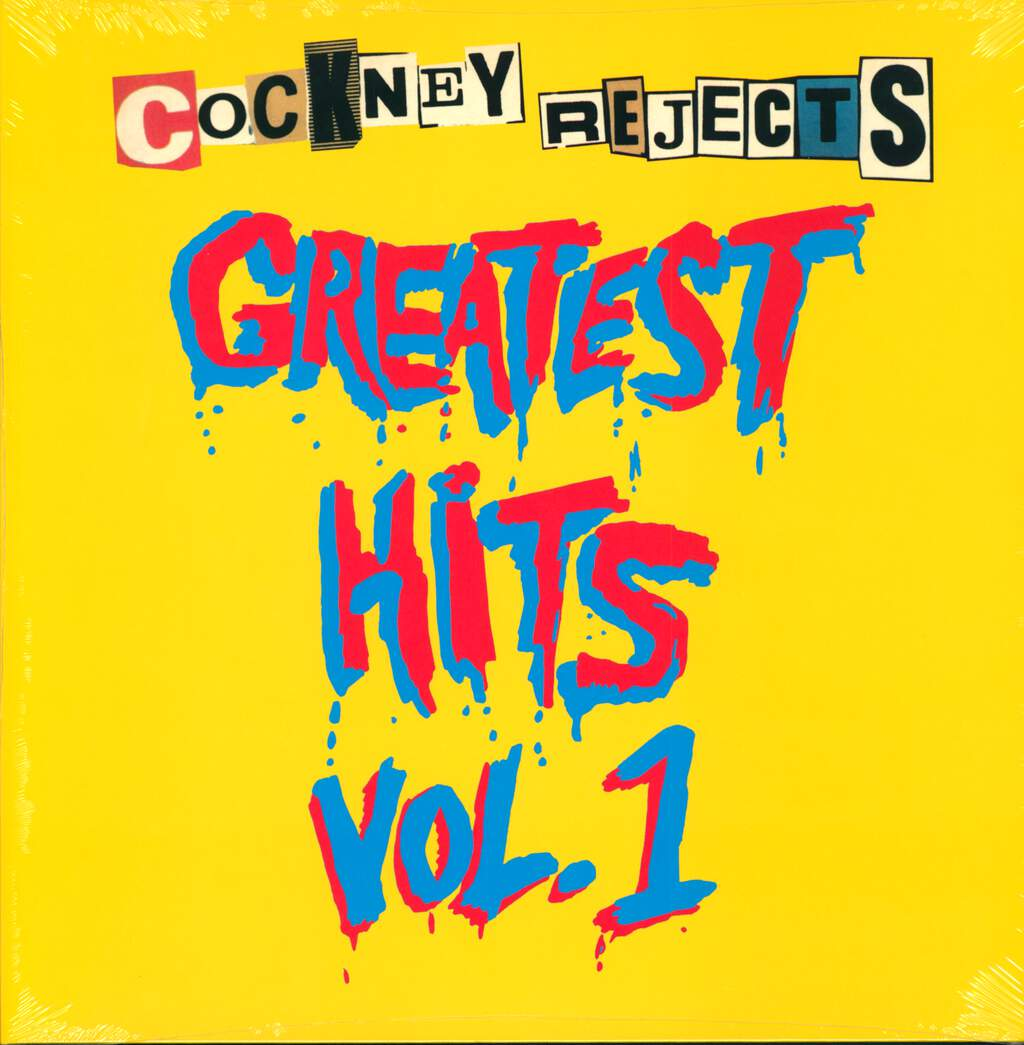 Cockney Rejects: Greatest Hits Vol. 1, LP (Vinyl)