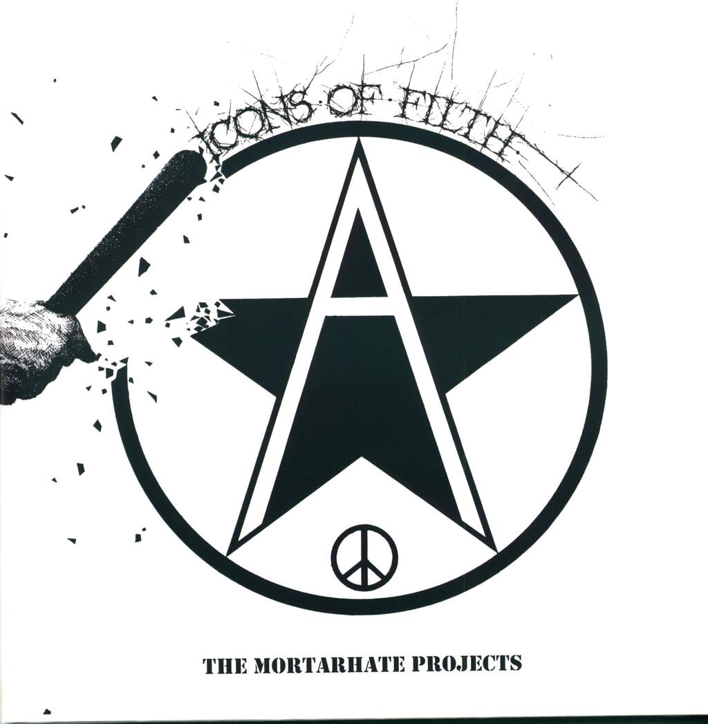 Icons Of Filth: The Mortarhate Projects, 2×LP (Vinyl)