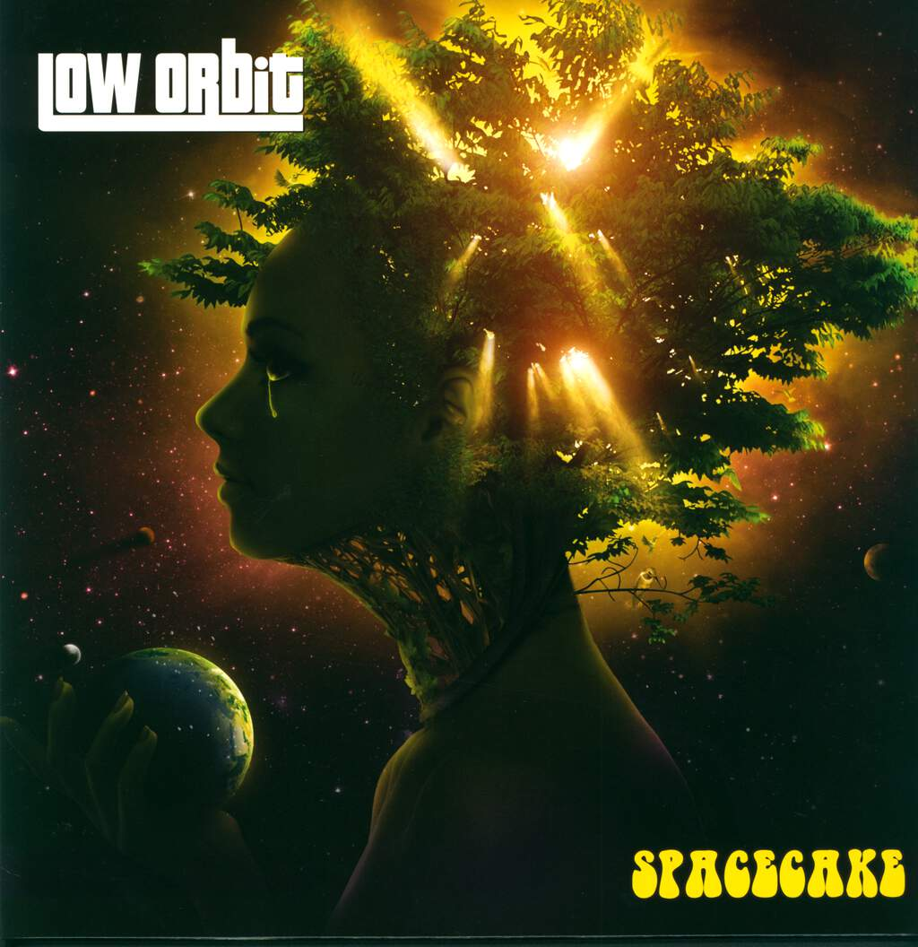 "Low Orbit: Spacecake, 12"" Maxi Single (Vinyl)"