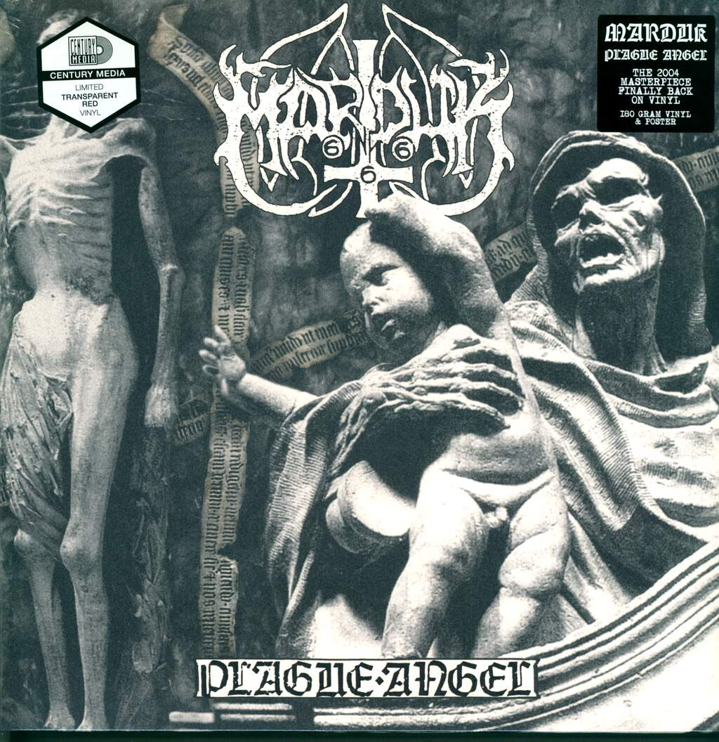 Marduk: Plague Angel, LP (Vinyl)