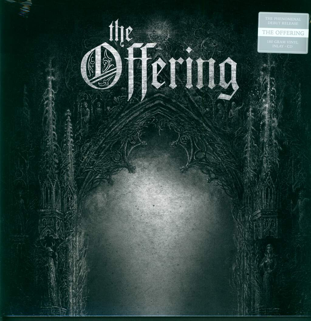 "The Offering: The Offering, 12"" Maxi Single (Vinyl)"