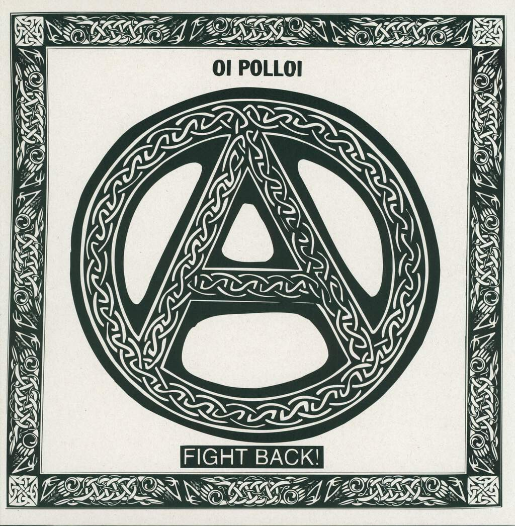 Oi Polloi: Fight Back!, LP (Vinyl)