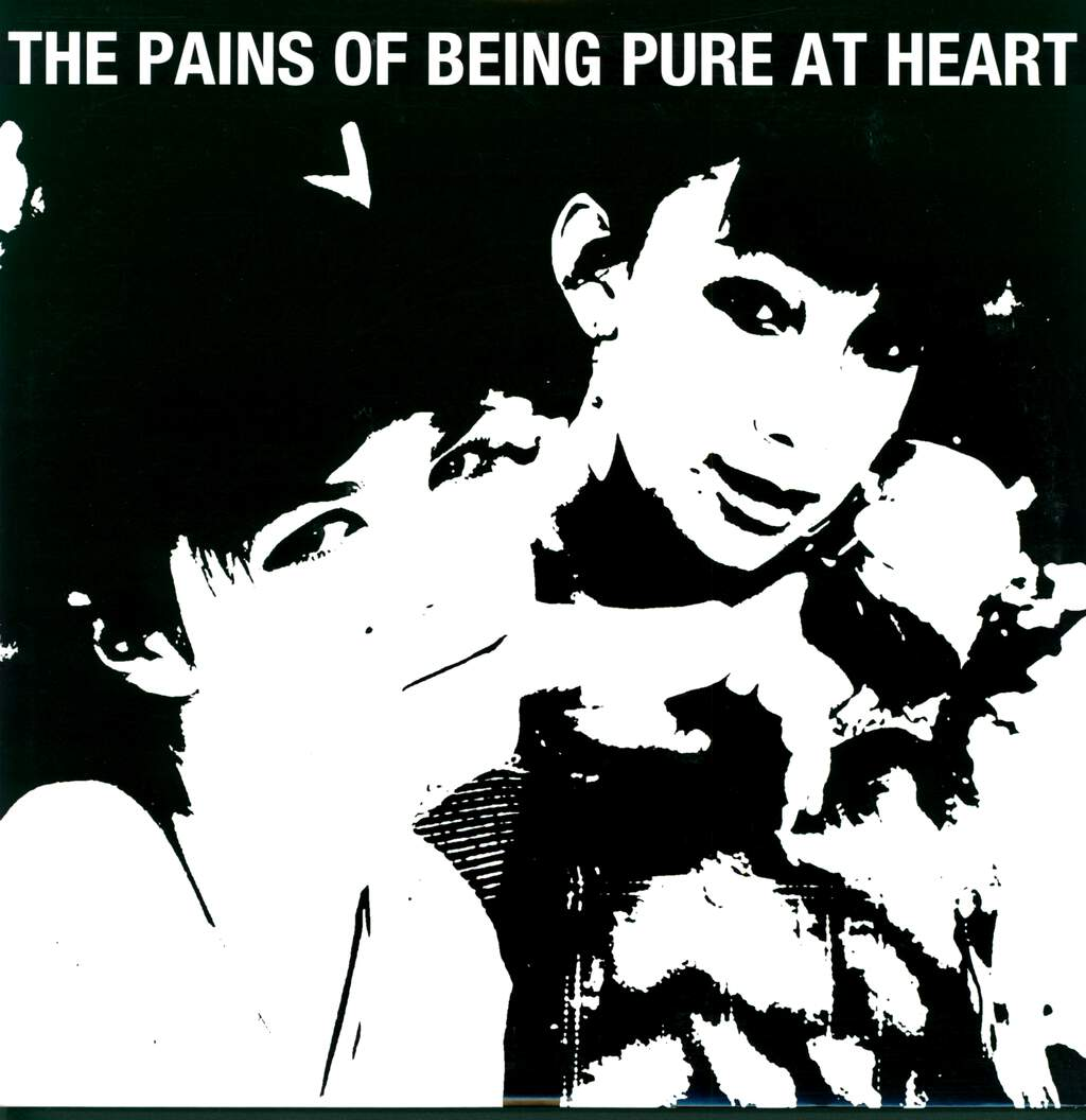 The Pains Of Being Pure At Heart: The Pains Of Being Pure At Heart, LP (Vinyl)