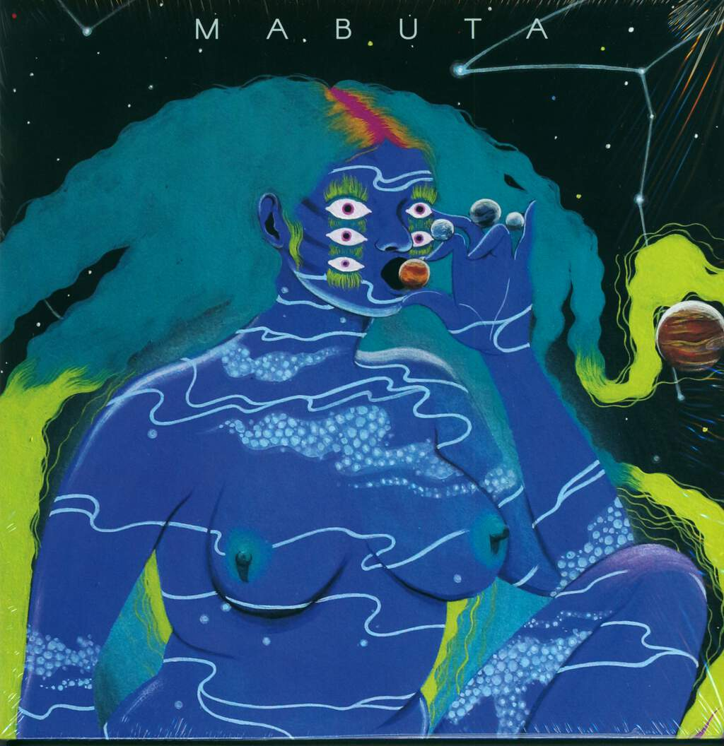 Mabuta: Welcome To This World, 2×LP (Vinyl)