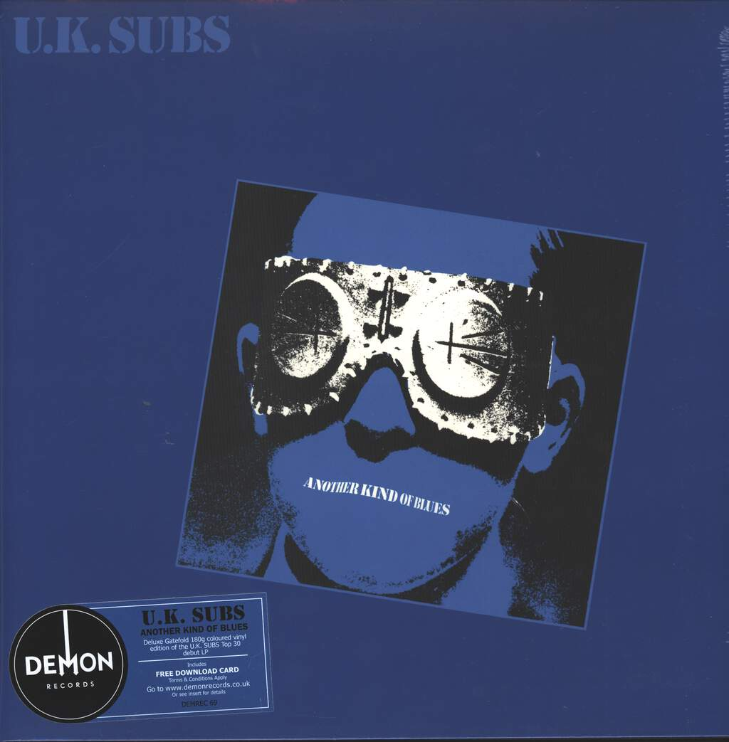 UK Subs: Another Kind Of Blues, LP (Vinyl)