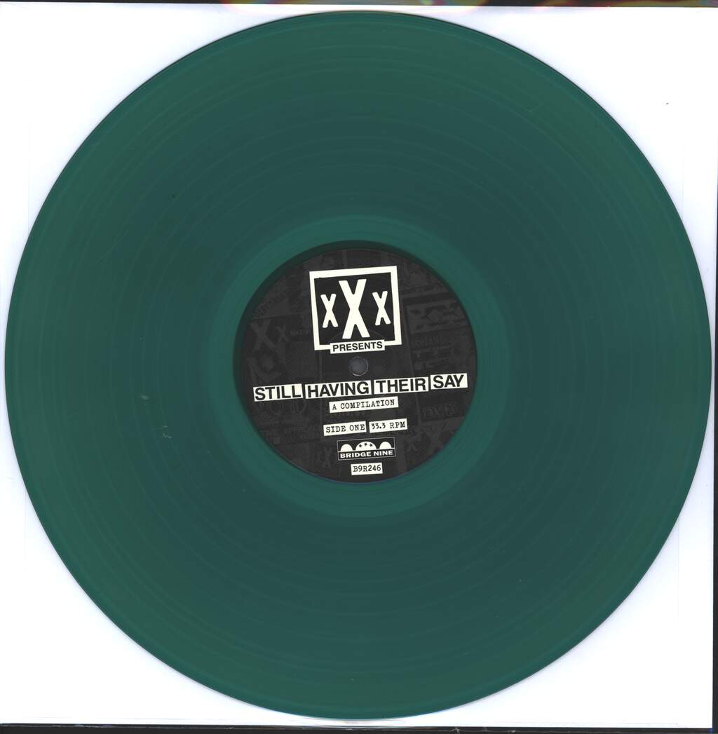 Various: xXx Presents - Still Having Their Say, LP (Vinyl)