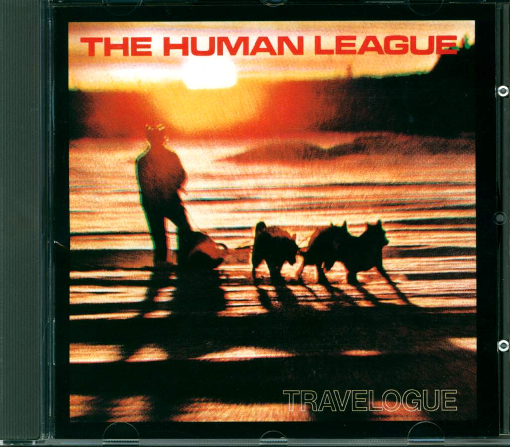 The Human League: Travelogue, CD