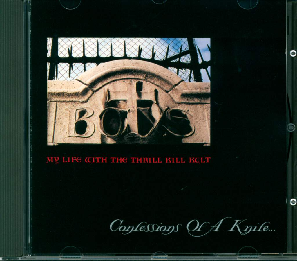 My Life With the Thrill Kill Kult: Confessions Of A Knife..., CD