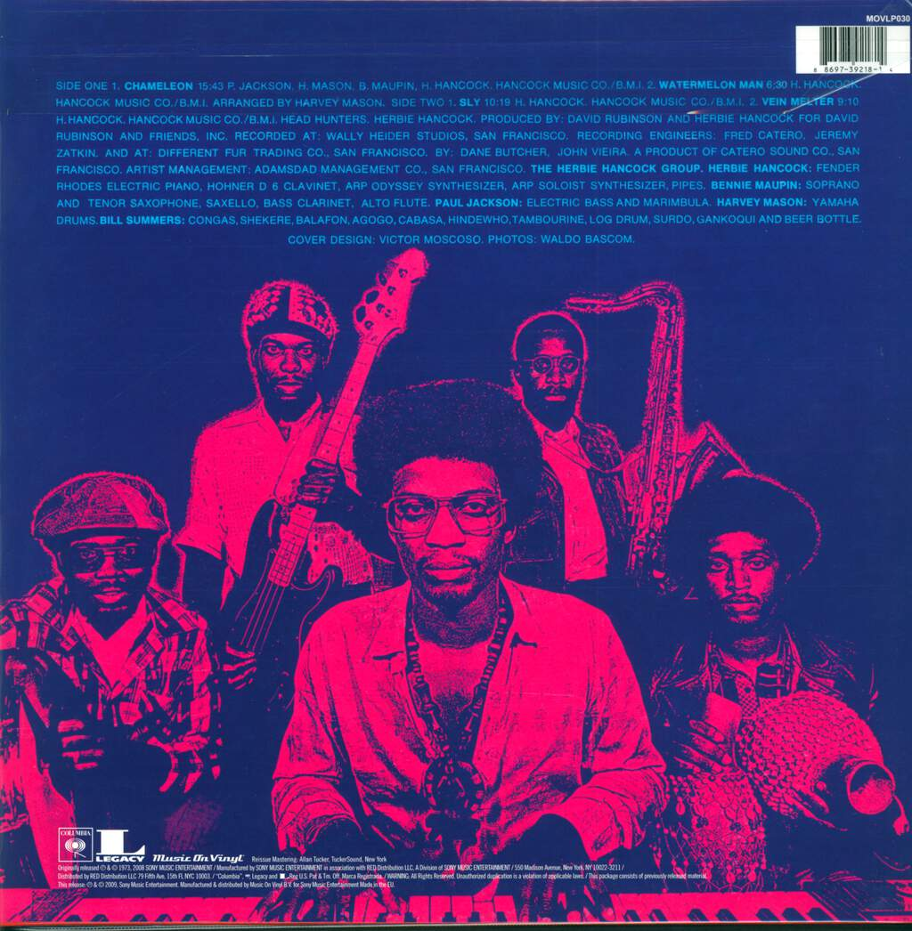 Herbie Hancock: Head Hunters, LP (Vinyl)