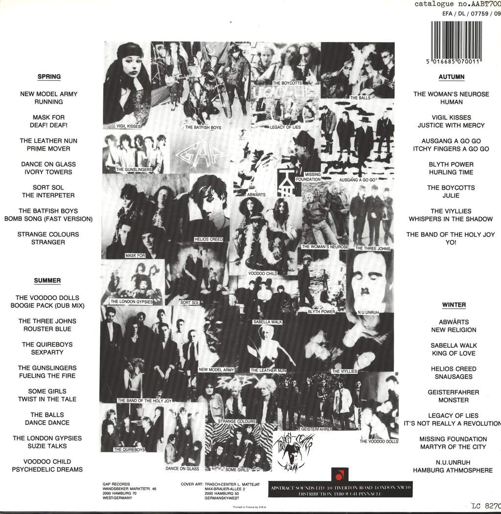 Various: Song And Legend, 2×LP (Vinyl)