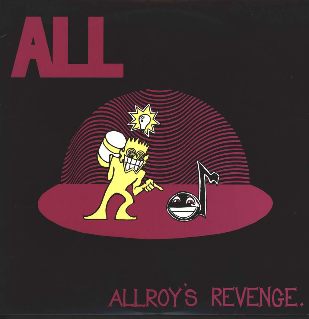 All: Allroy's Revenge, LP (Vinyl)