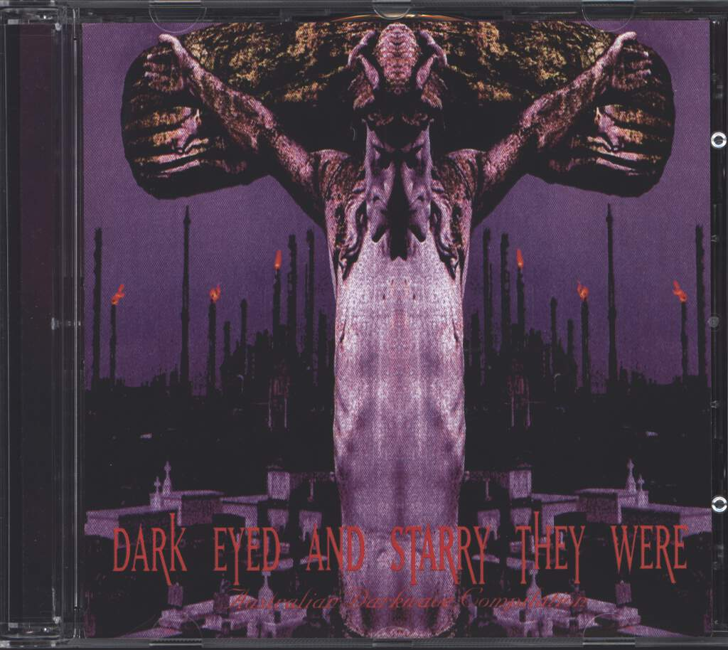 Various: Dark Eyed And Starry They Were, 2×CD