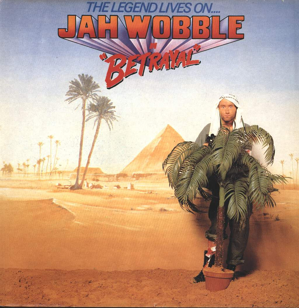 "Jah Wobble: The Legend Lives On... Jah Wobble In ""Betrayal"", LP (Vinyl)"