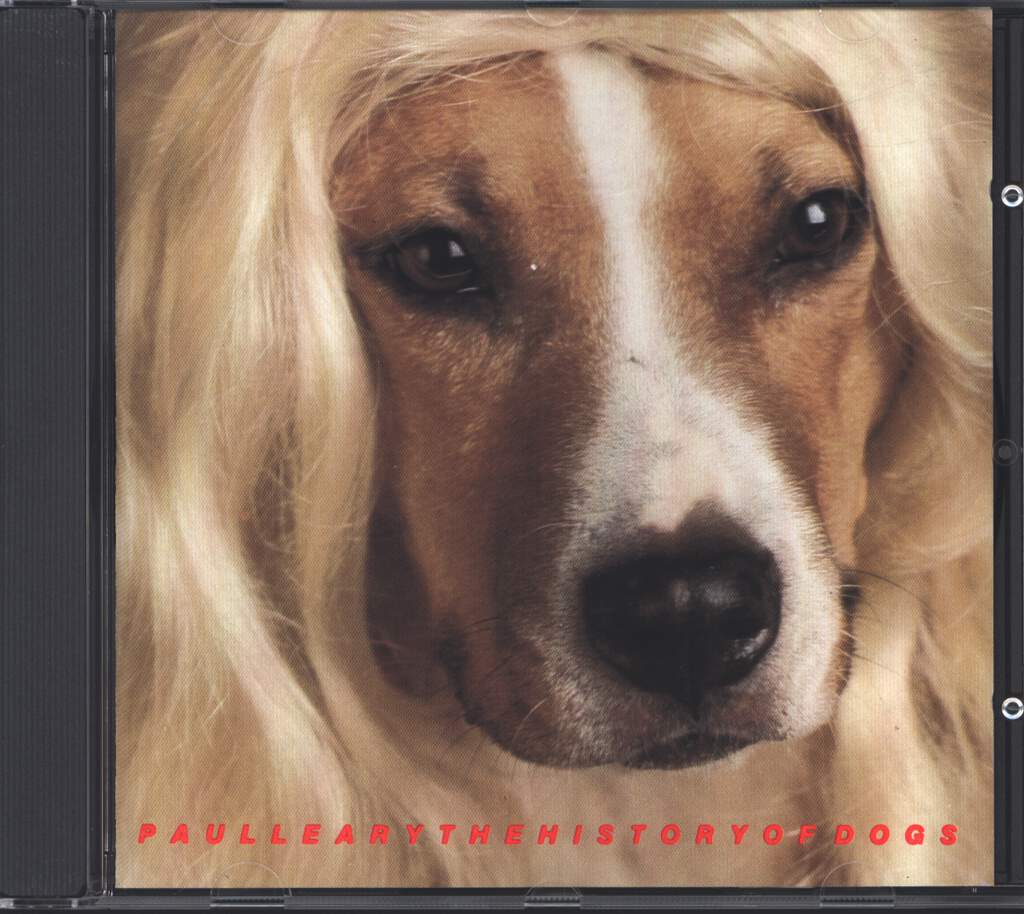 Paul Leary: The History Of Dogs, CD