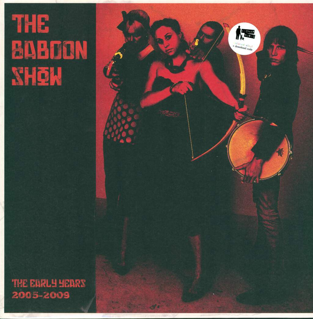 The Baboon Show: The Early Years 2005 - 2009, LP (Vinyl)