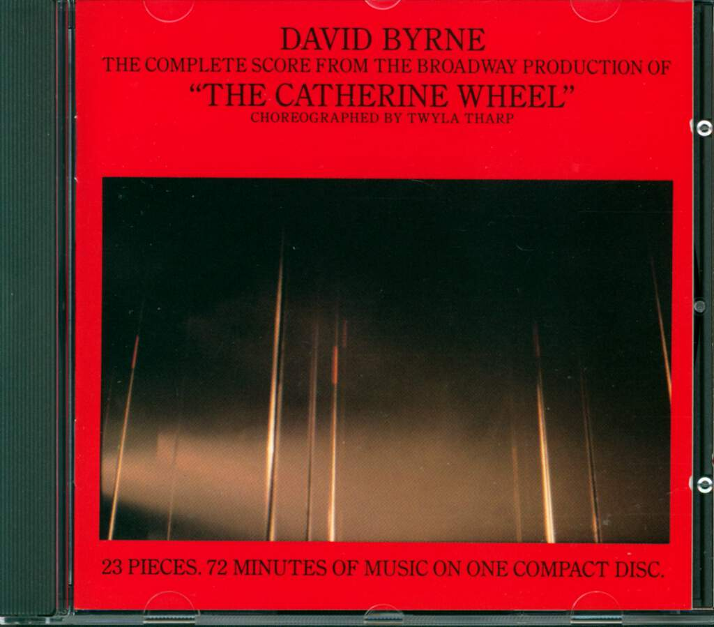 """David Byrne: The Complete Score From The Broadway Production Of """"The Catherine Wheel"""", CD"""