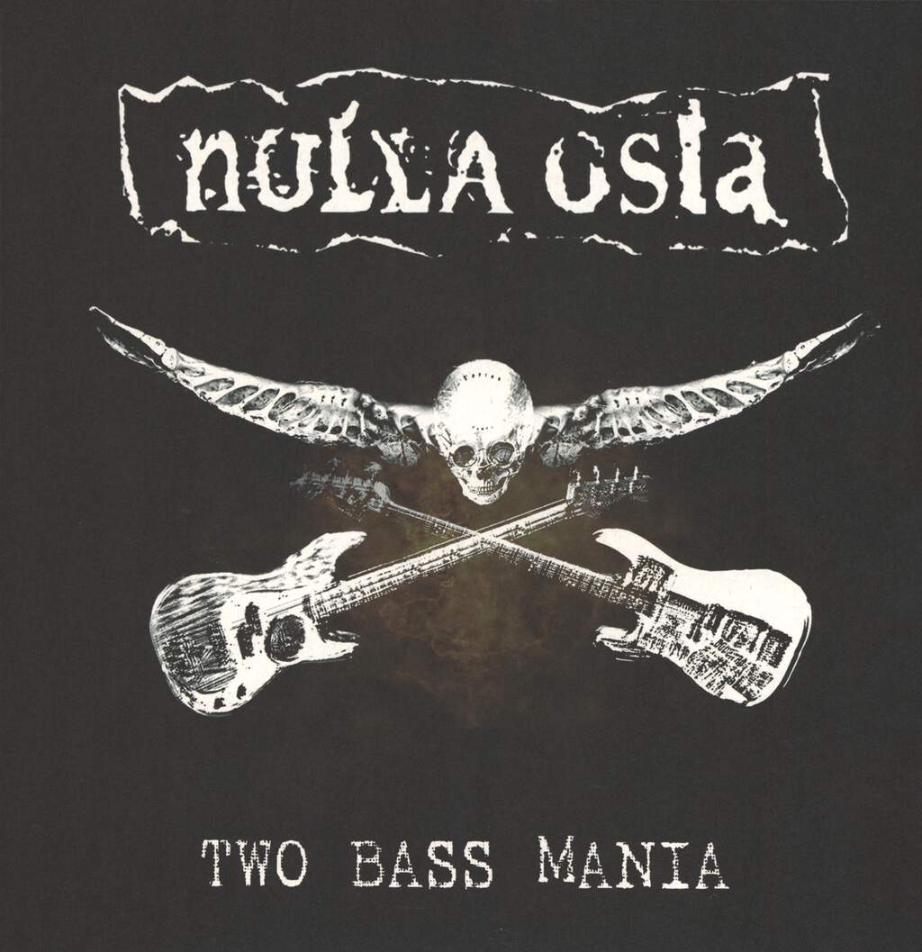 Nulla Osta: Two Bass Mania / Ministry Of Truth, LP (Vinyl)