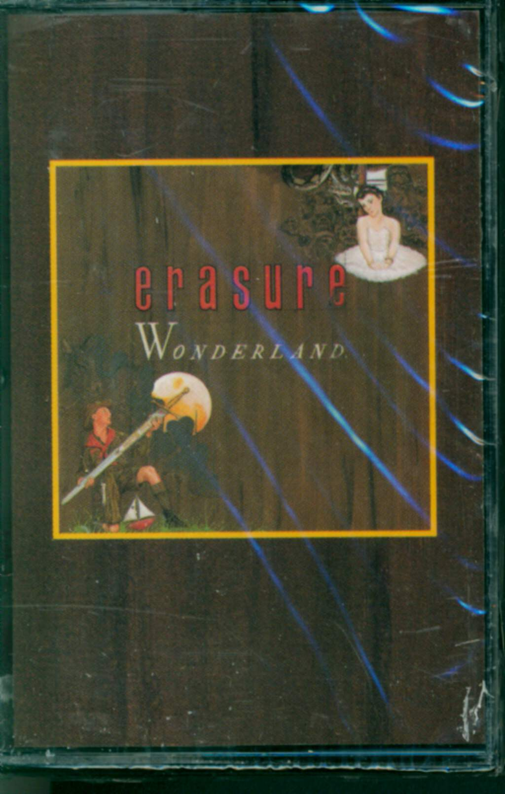 Erasure: Wonderland, Tape