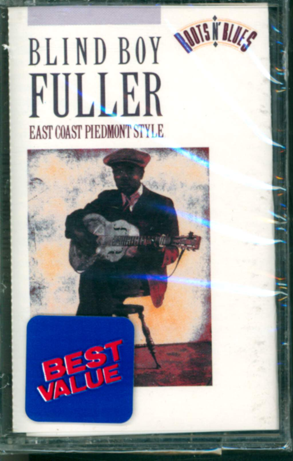 Blind Boy Fuller: East Coast Piedmont Style, Tape