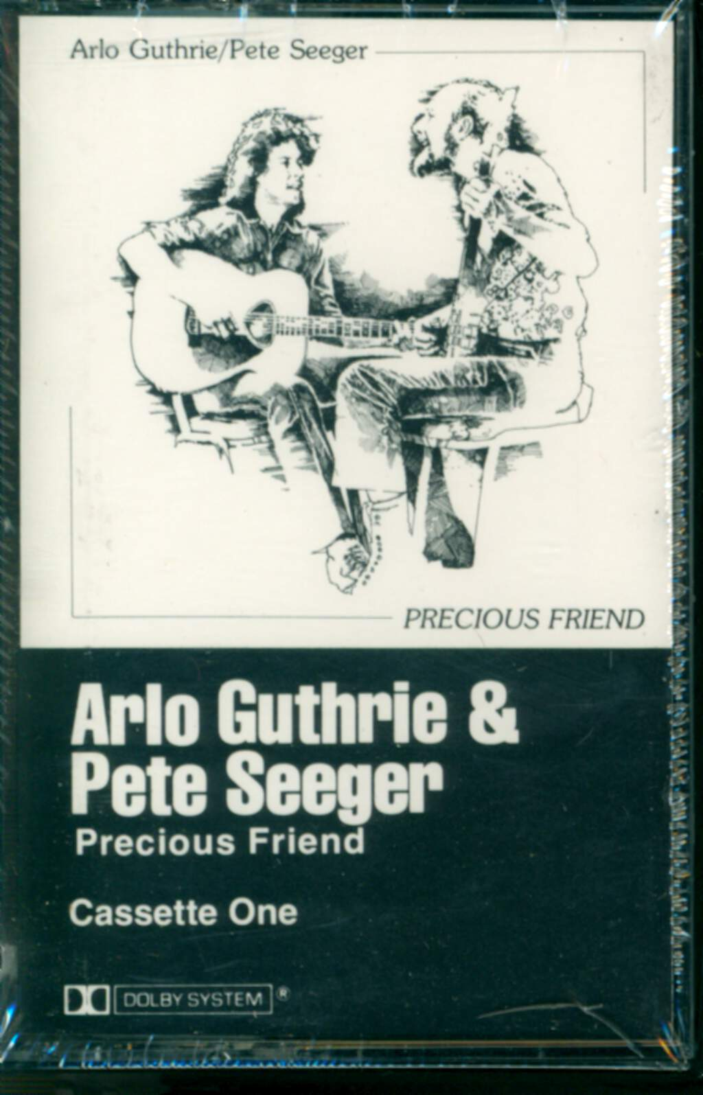 Arlo Guthrie: Precious Friend, 2×Tape