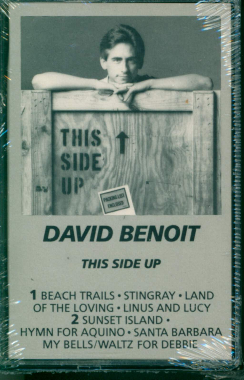 David Benoit: This Side Up, Compact Cassette