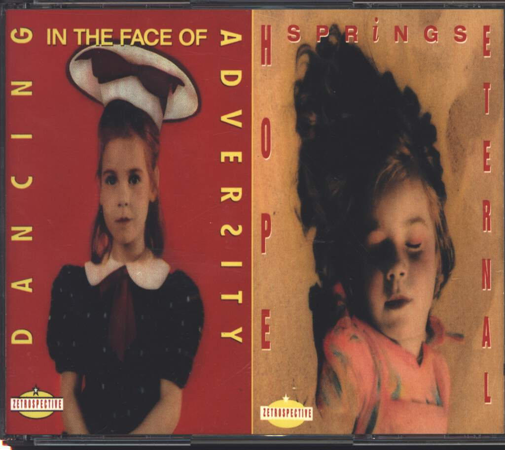 Various: Zetrospective: Dancing In The Face Of Adversity / Hope Springs Eternal, CD