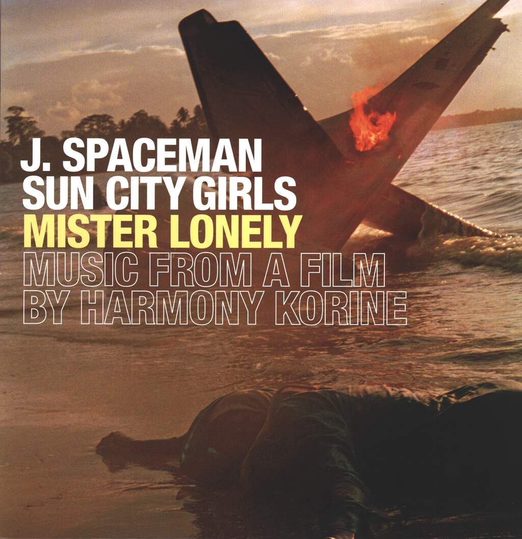 J. Spaceman: Mister Lonely (Music From A Film By Harmony Korine), LP (Vinyl)