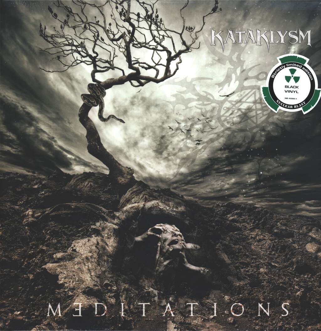 Kataklysm: Meditations, LP (Vinyl)