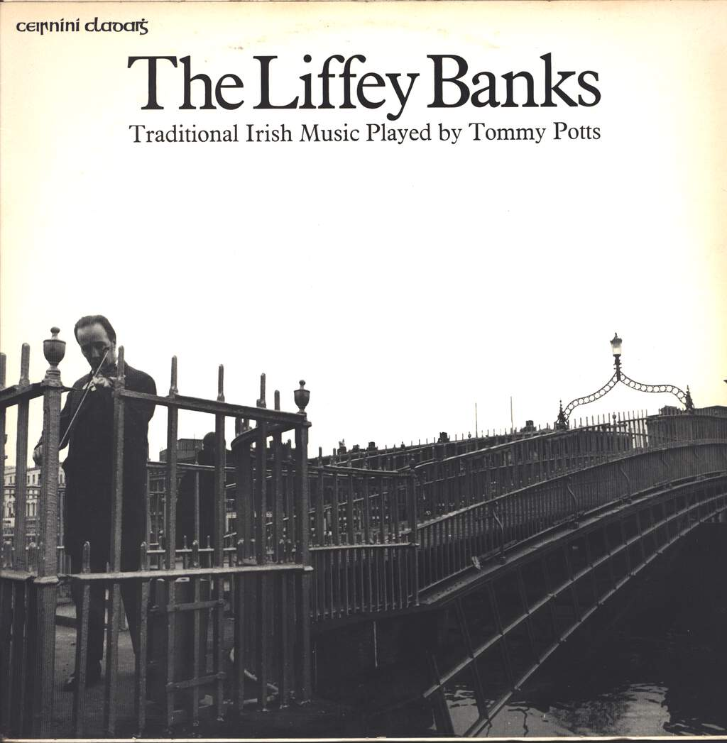 Tommy Potts: The Liffey Banks - Traditional Irish Music Played By Tommy Potts, LP (Vinyl)
