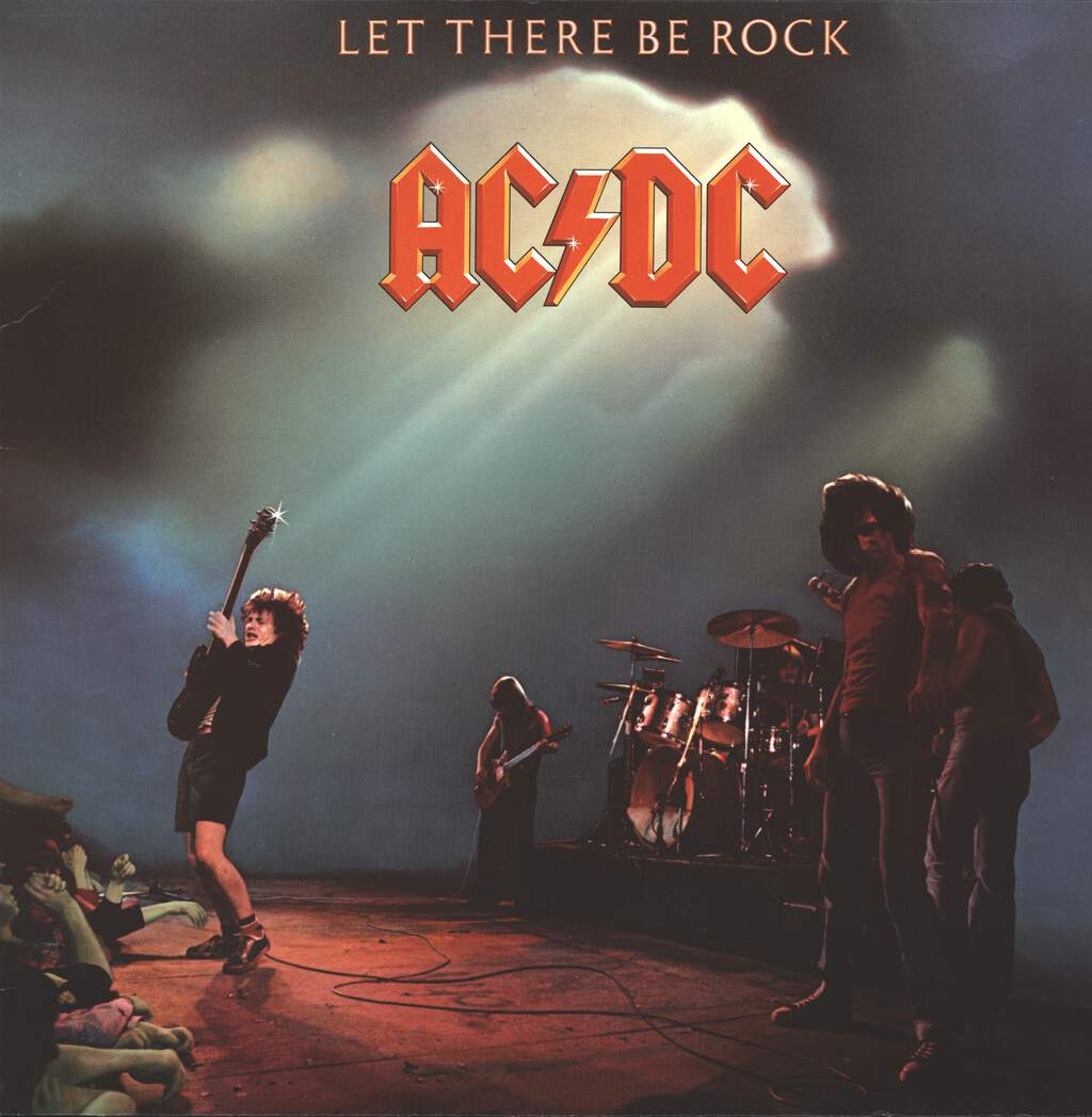 AC/DC: Let There Be Rock, LP (Vinyl)