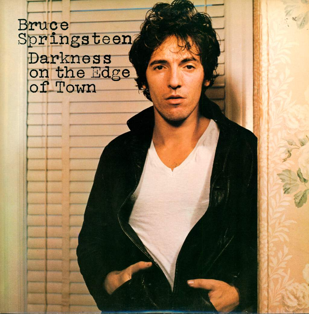 Bruce Springsteen: Darkness On The Edge Of Town, LP (Vinyl)