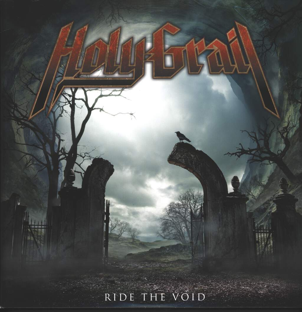 Holy Grail: Ride The Void, LP (Vinyl)