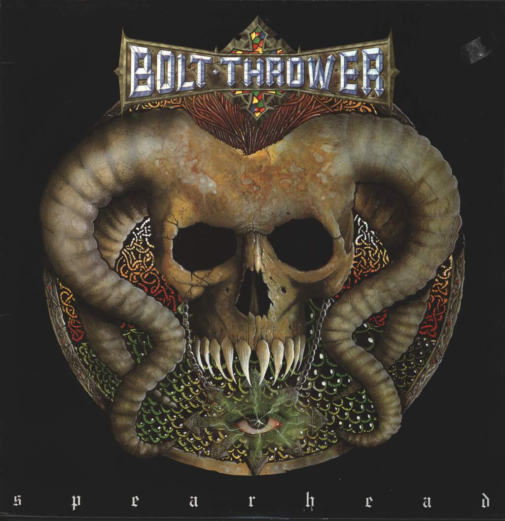 "Bolt Thrower: Spearhead, 12"" Maxi Single (Vinyl)"