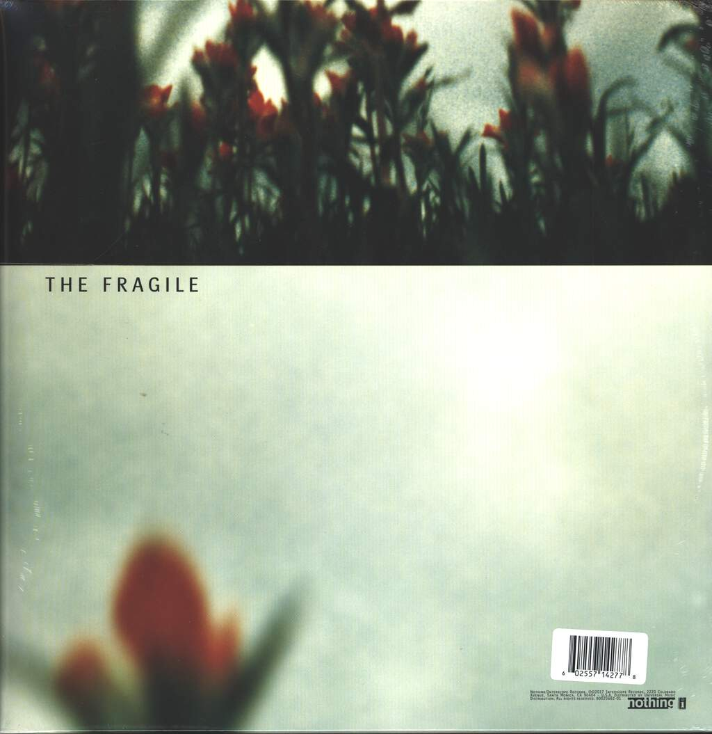 Nine Inch Nails: The Fragile, LP (Vinyl)