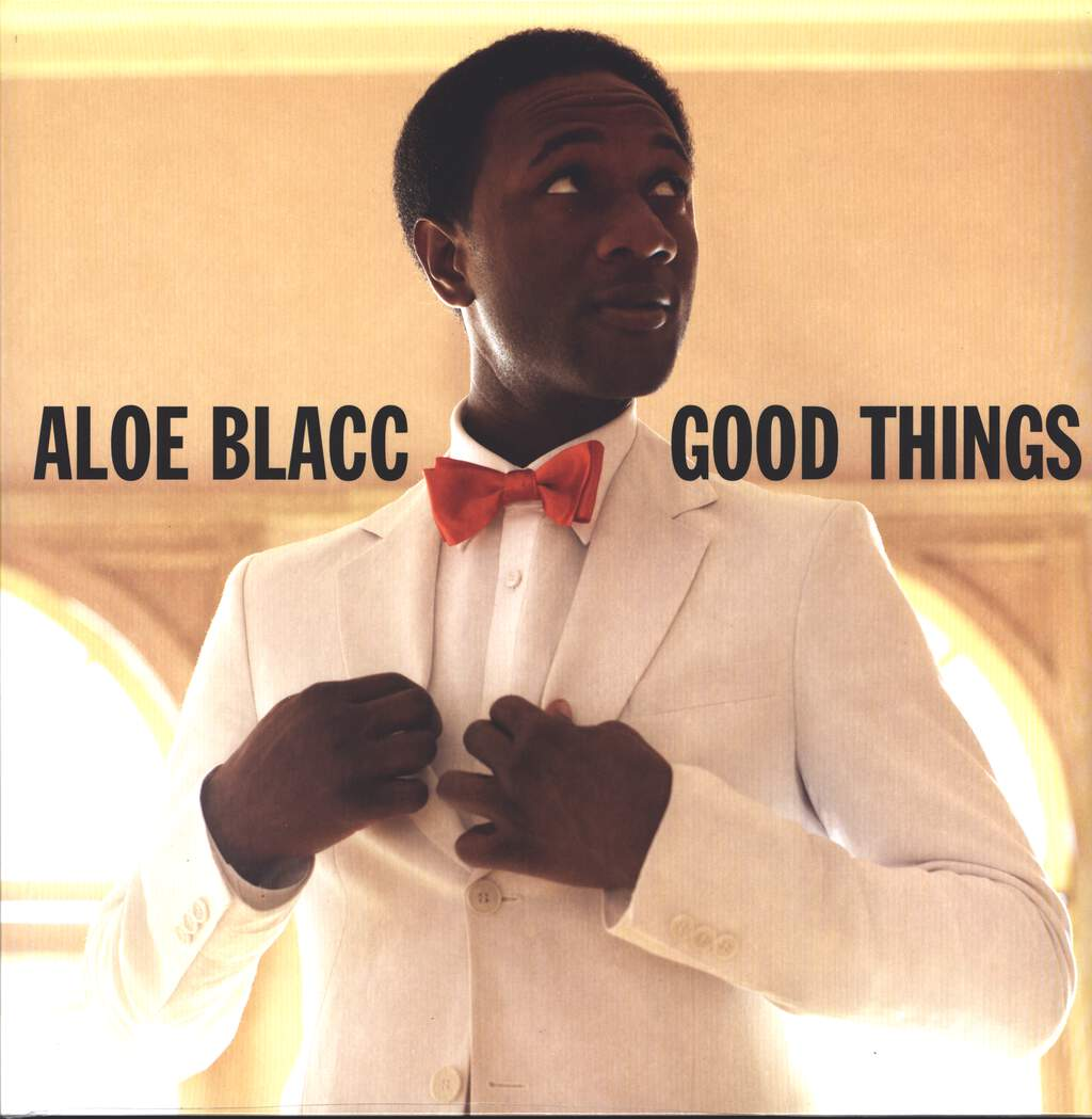 Aloe Blacc: Good Things, LP (Vinyl)