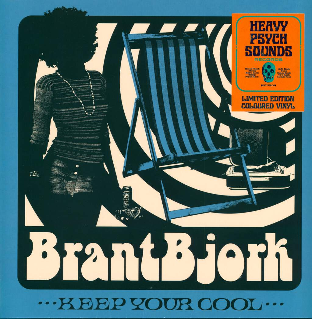 Brant Bjork: ...Keep Your Cool..., LP (Vinyl)