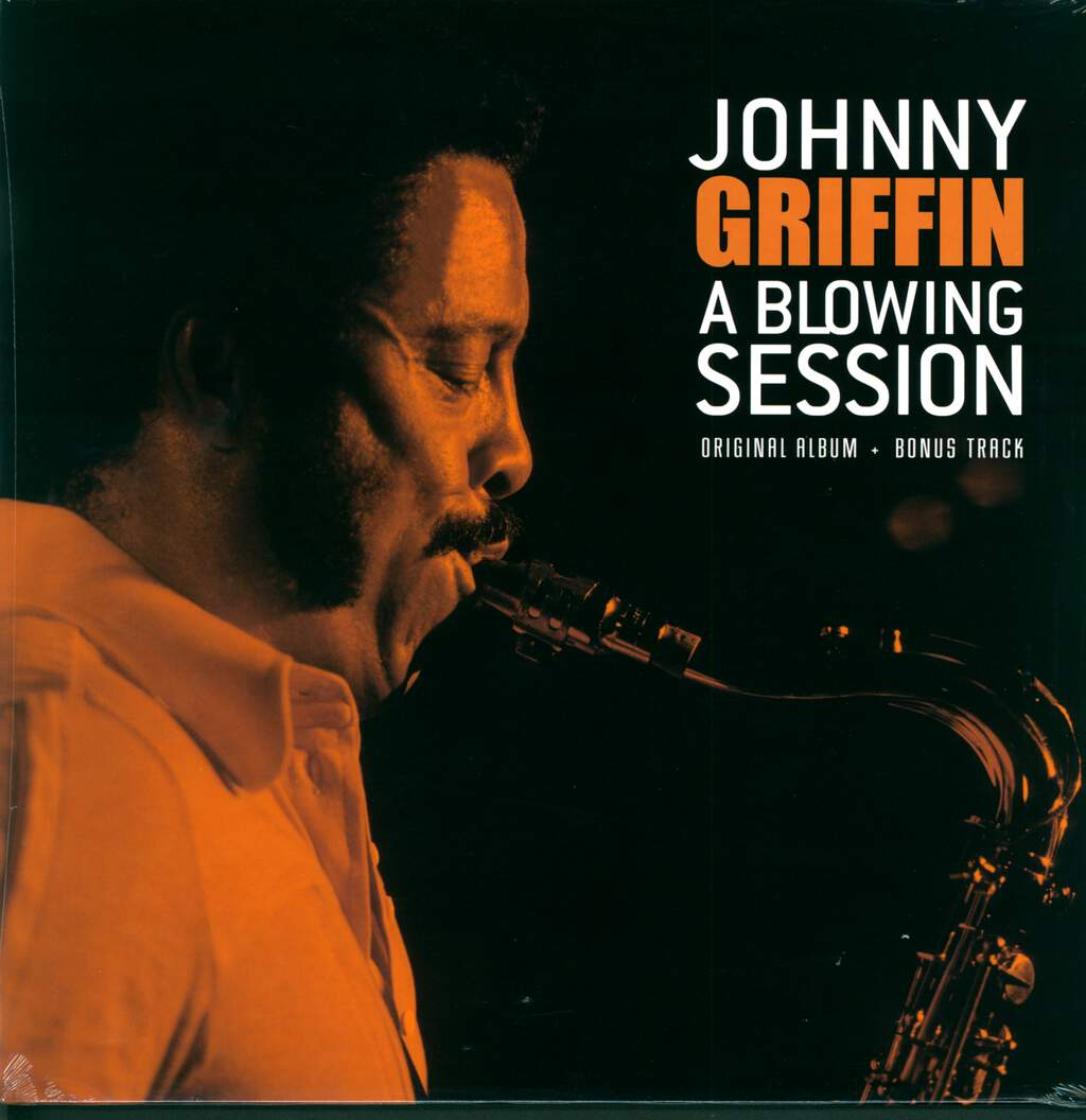 Johnny Griffin: A Blowin' Session, LP (Vinyl)