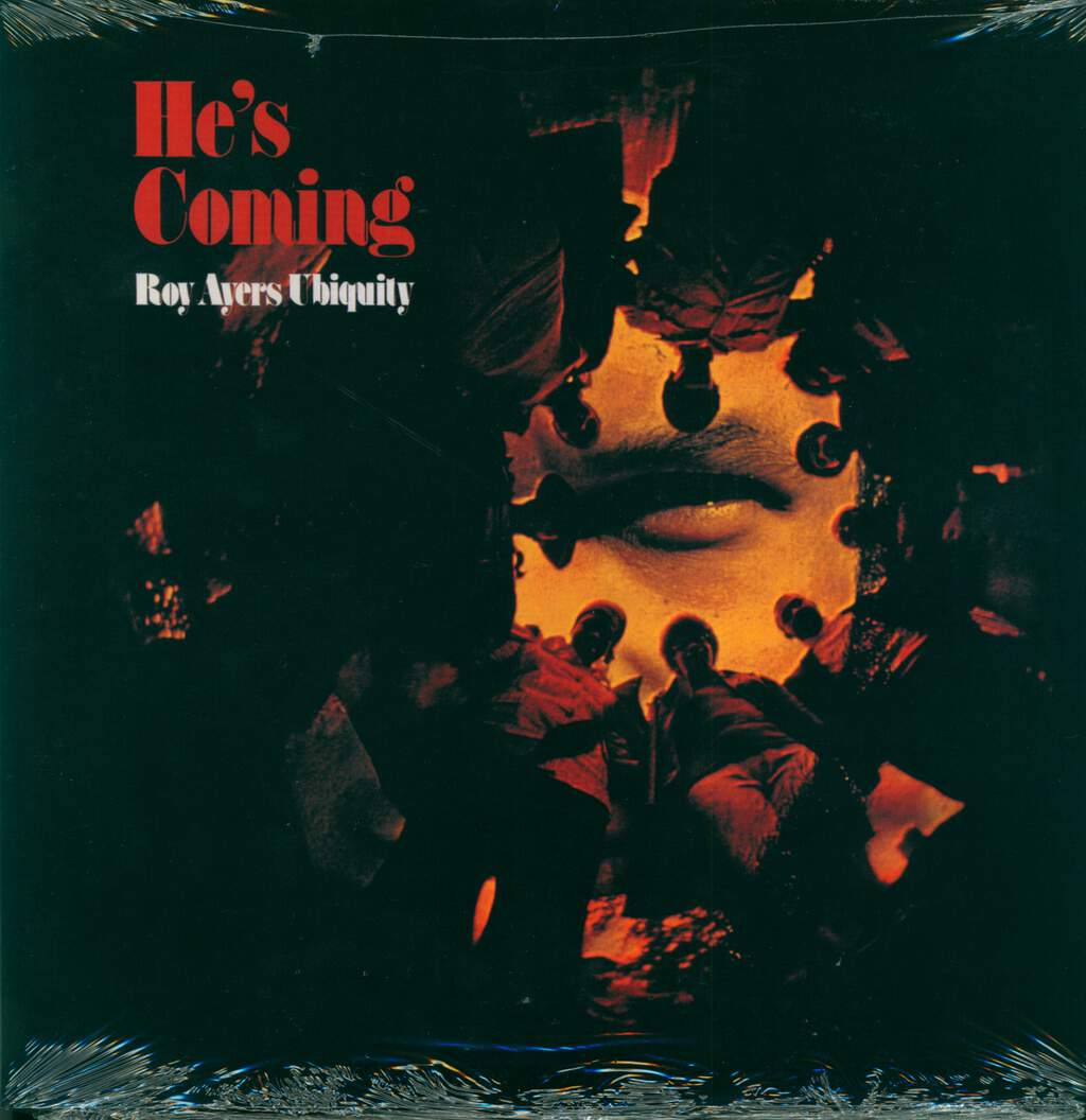Roy Ayers Ubiquity: He's Coming, LP (Vinyl)