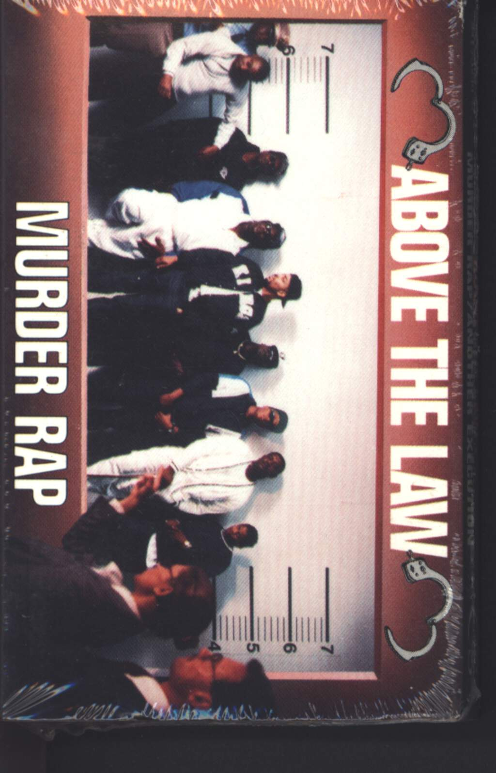 Above the Law: Murder Rap / Another Execution, Compact Cassette