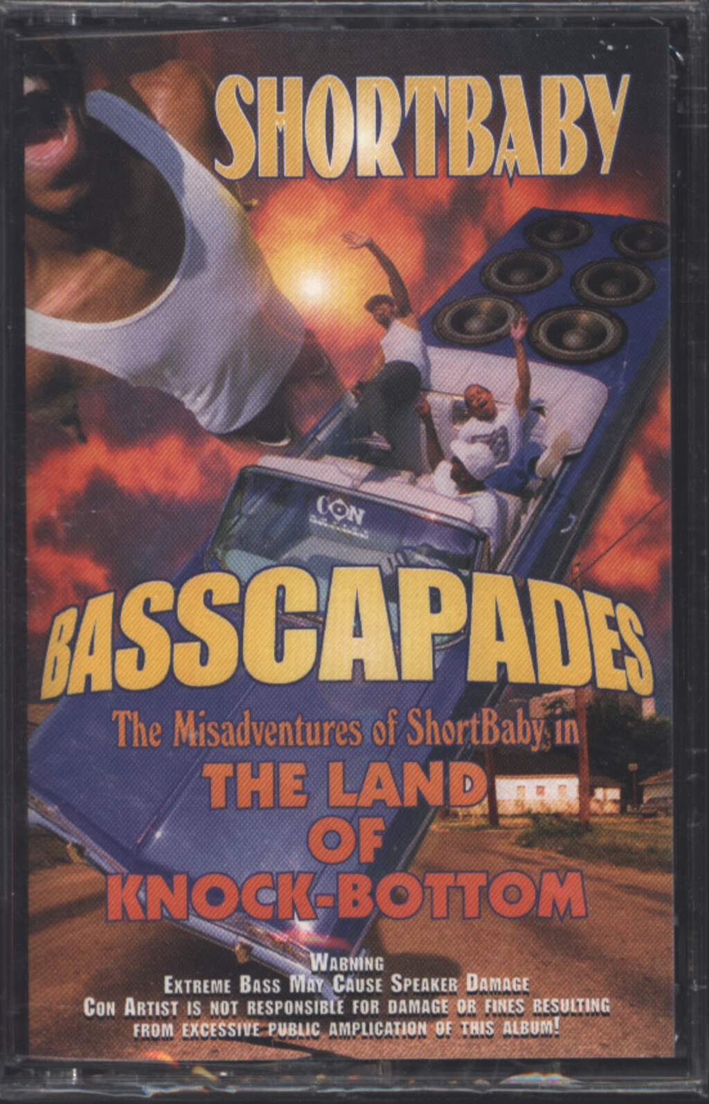 Short Baby: Basscapades: The Misadventures Of Shortbaby In The Land Of Knock-Bottom, Tape