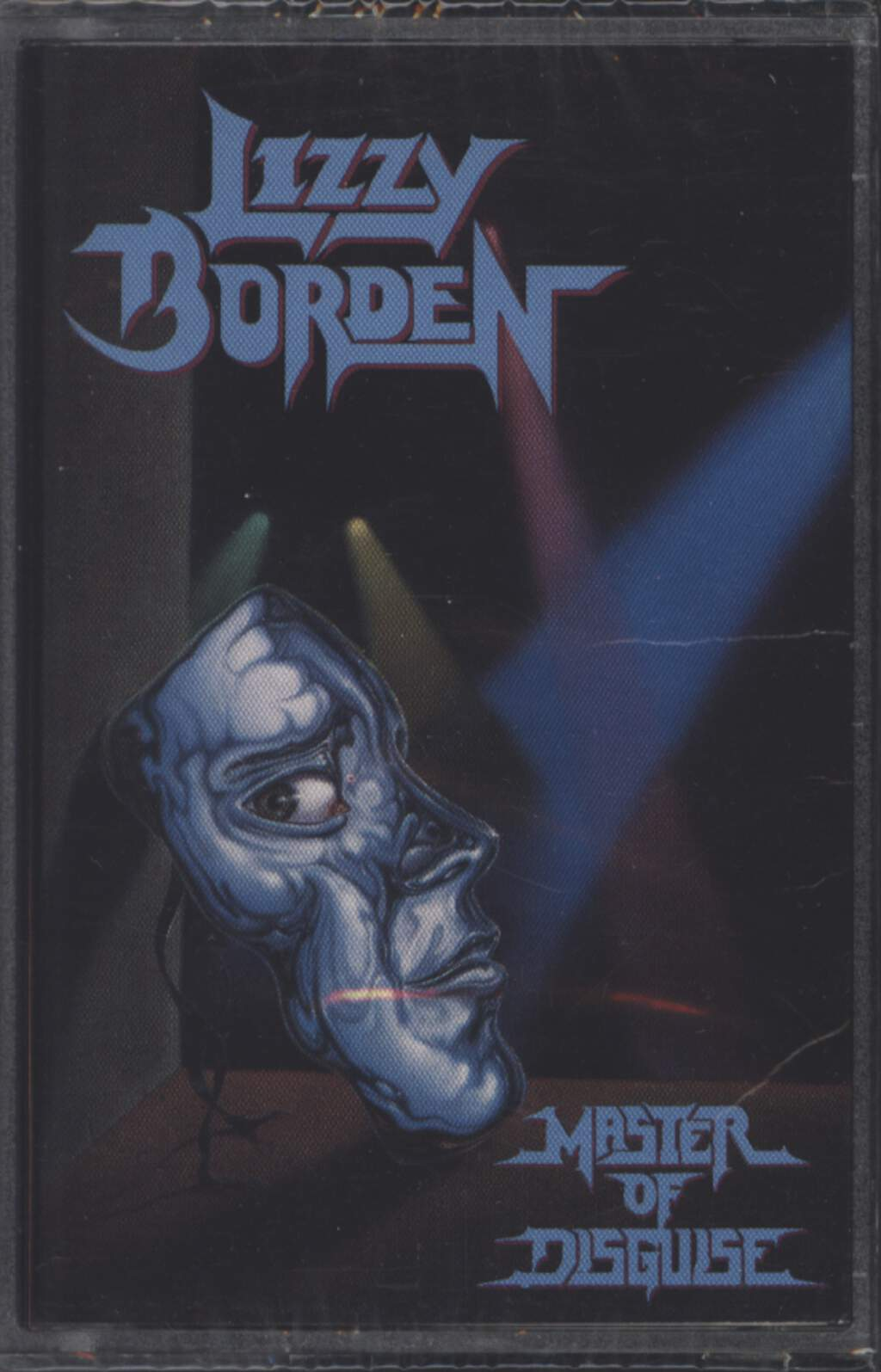 Lizzy Borden: Master Of Disguise, Tape