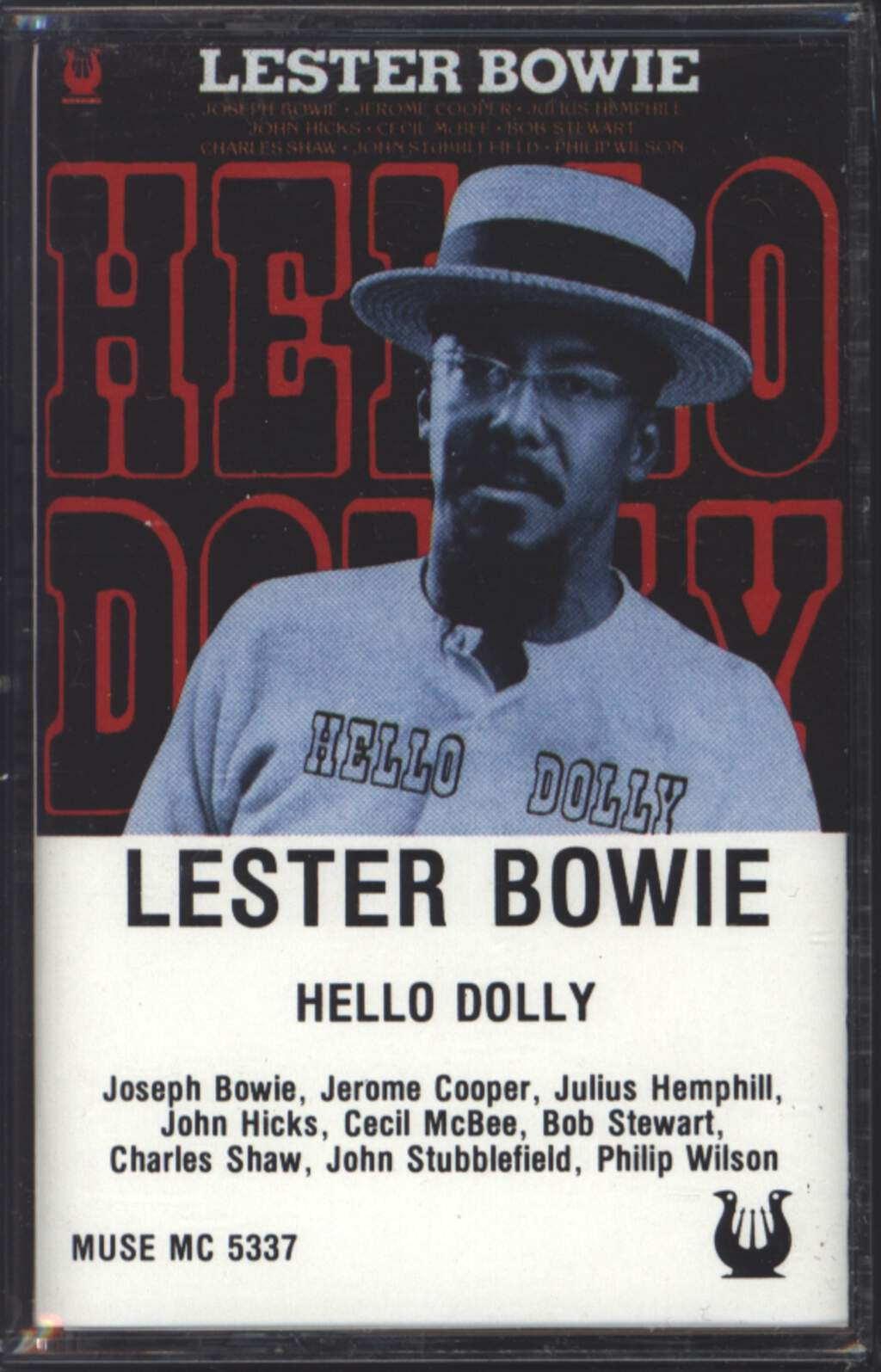 Lester Bowie: Hello Dolly, Compact Cassette