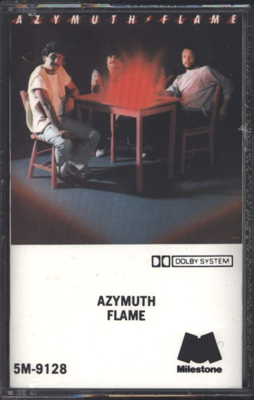 Azymuth: Flame, Tape